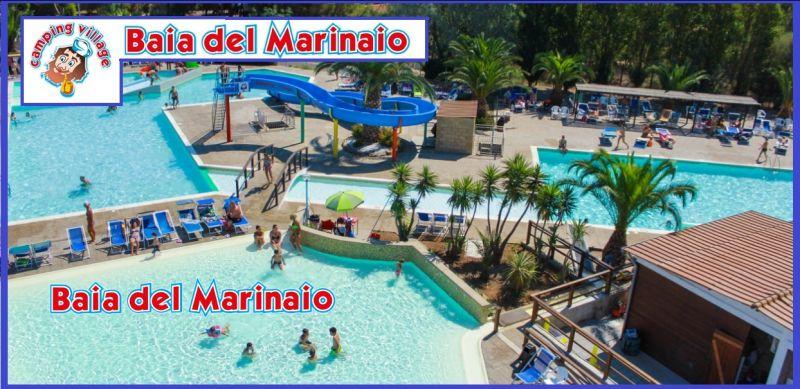 camping, Toscane ,zee, mobile homes, zwembad, glijbaan, sportaktiviteiten