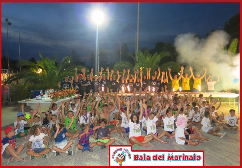 Baia Del Marinaio Bieten Feriencamping mit Schwimmbad in der Toskana - Toskana Sea Promotion