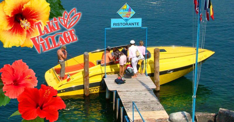 TAKI VILLAGE - Offerta vacanze famiglie con accoglienza e giochi per bambini sul Lago di Garda