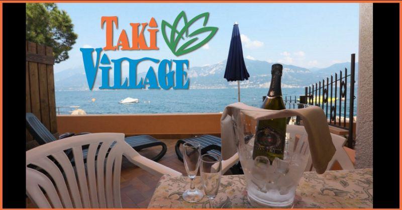 Taki Village - Cerca le migliori promozioni pernottamenti vacanze sul Lago di Garda Brenzone