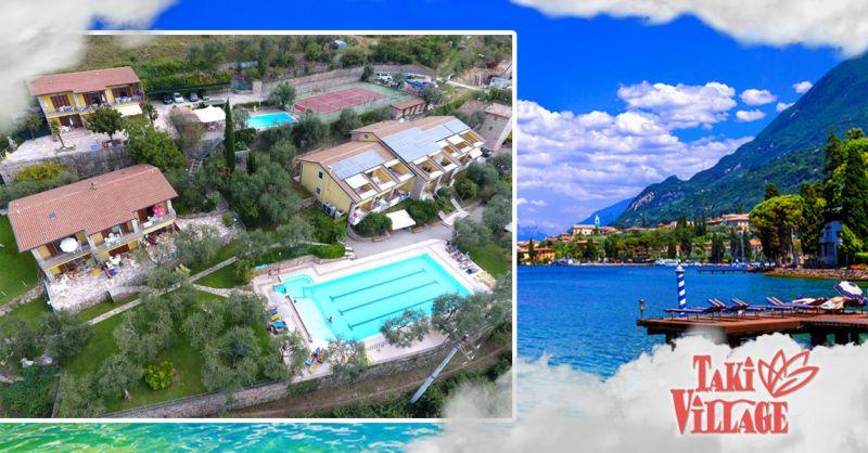 Offerta Vacanze in Bungalow Lago di Garda - Occasione camping e villaggi Garda