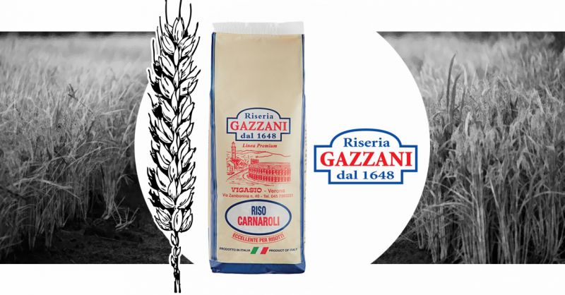 Offerta produttori italiani di riso carnaroli  Vendita online