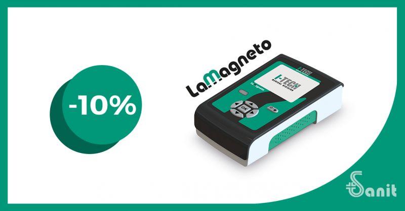 offerta lamagneto magnetoterapia torino - occasione macchinario magnetoterapia bassa frequenza torino